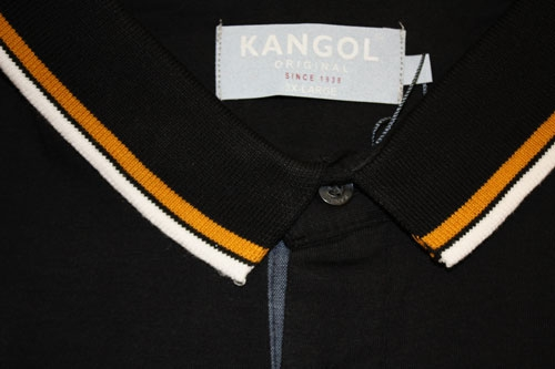 Kangol Chip Polo Shirts